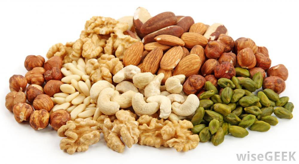 The Health Benefits Of... Nuts