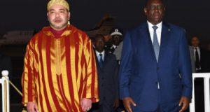 King Mohammed VI and President Macky Sall